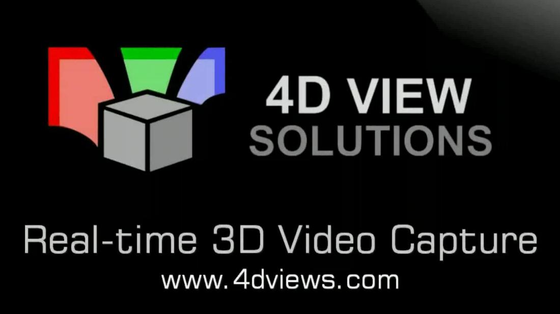 4d view solutions - Un projet de la BAP (Bourse Aux Projets) présenté à l'IBC 2011