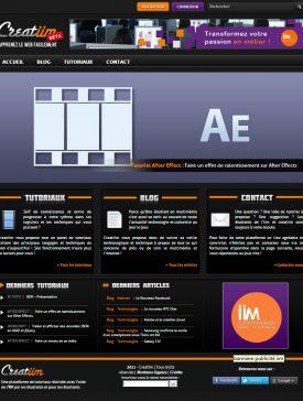 creatiim 275x364 - Creatiim, tutoriels web