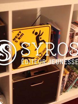 syros 275x364 - Trailer Rat Noir, éditions Syros