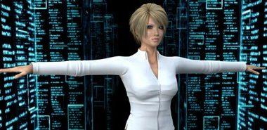 iim institut internet multimedia avatar virtuel alicia 380x185 - Alicia, créature virtuelle développée par le laboratoire de recherches de l'IIM, en ligne sur le site du Conseil Général des Hauts de Seine
