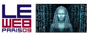 iim institut internet multimedia le web 2009 eva - L'IIM présente 2 projets de l'Imedialab lors de la soirée de clôture du Web'09 à la mairie de Paris