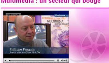 iim institut internet multimedia studyrama secteur bouge philippe praquin 380x222 - Le Multimédia : Un secteur qui bouge selon Studyrama
