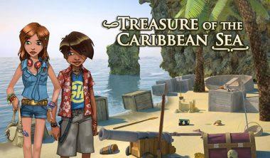"""treasure caribbean 380x222 - Sortie de """"Treasure of the Caribbean Sea"""", un jeu vidéo développé en Bourse aux Projets par des étudiants de l'IIM"""
