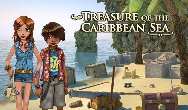 """treasure caribbean - Sortie de """"Treasure of the Caribbean Sea"""", un jeu vidéo développé en Bourse aux Projets par des étudiants de l'IIM"""