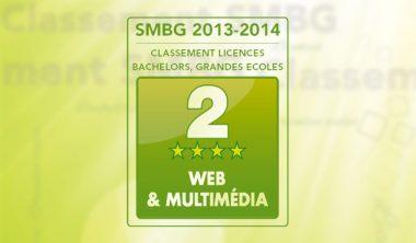 IIM Institut Internet Multimedia Bachelor chef de projet multimedia image 380x222 - Le Bachelor Chef de Projet Multimédia classé 2e meilleure formation en web et multimédia 2014 par SMBG