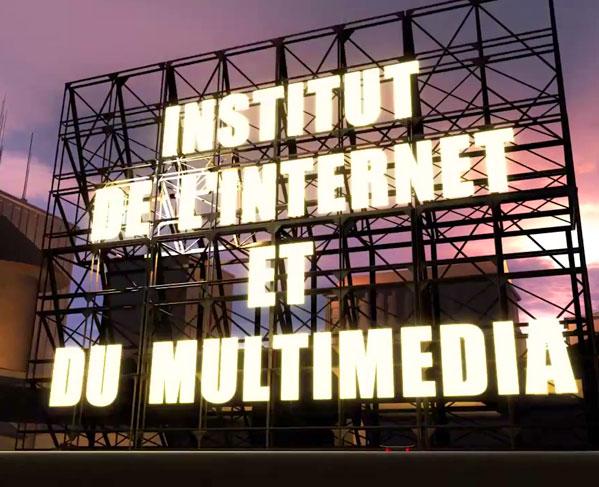 iim punky 3d court metrage de presentation de l iim et de ses axes metiers - Punky 3D : court-métrage de présentation de l'IIM et de ses axes métiers