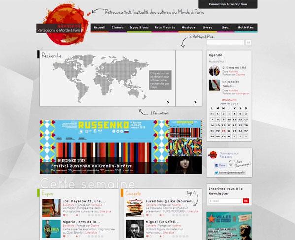 iim projets web e business 2012 2013 - Présentation de projets 2012-2013 de l'axe métier Web et e-Business de l'IIM