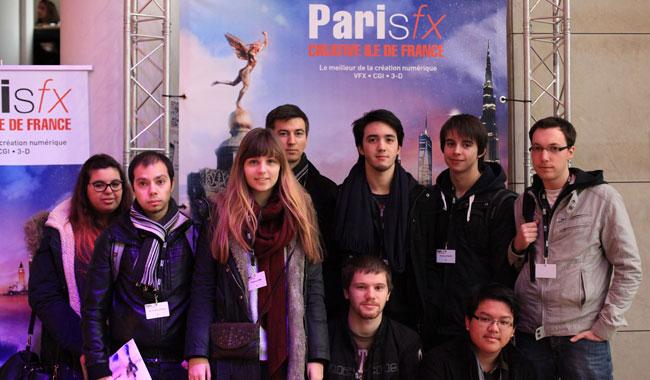 liim au parisfx 2013 le rendez vous des professionnelles du cinema danimation - L'IIM au ParisFX 2013, le rendez-vous des professionnels du cinéma d'animation