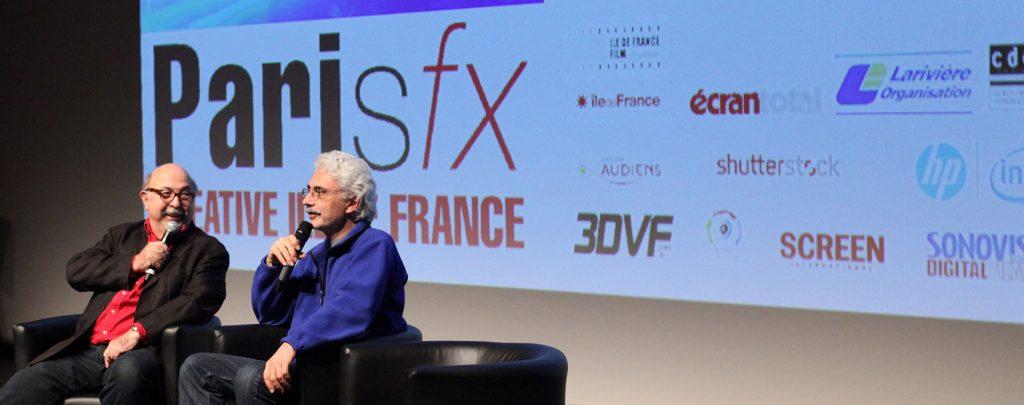 parisfx kristof serrand 1024x405 - L'IIM au ParisFX 2013, le rendez-vous des professionnels du cinéma d'animation