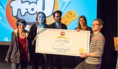 """tfou 380x222 - Une équipe IIM remporte le concours d'innovation """"Imaginez le programme jeunesse de demain"""" organisé par Studyka et TF1"""