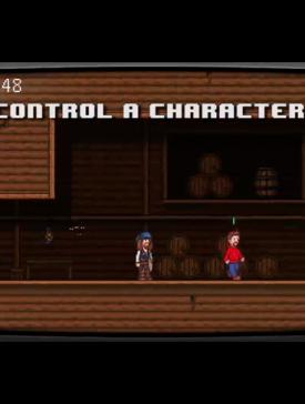 replay jeu video 275x364 - Replay, teaser du jeu vidéo récompensé aux Game Critics