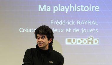 frederick raynal 380x222 - Little big Adventure version mobile, un jeu vidéo présenté en avant première à l'IIM par son créateur Frédérick Raynal !
