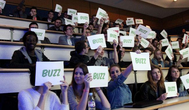 iim buzzies awards 2014 - IIM Buzzies Awards 2014 - Manager de la communication numérique et Réalisateur animation 3D