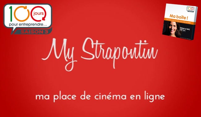 iim my strapontin laureat concours 100 jours pour entrerpendre - My Strapontin, une startup IIM, gagne un prix au concours 100 jours pour entreprendre !