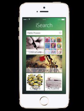 iim apple gallery project isearch 275x364 - Apple Gallery iSearch, projet fictif d'étudiants en année préparatoire