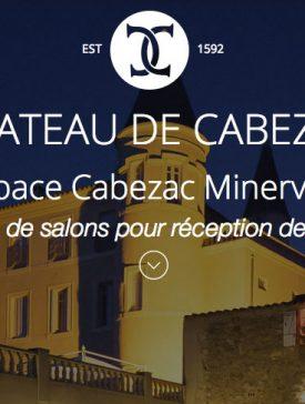 iim site web responsive parallaxe chateau cabezac 275x364 - Un site web responsive et parallaxe pour le Château de Cabezac
