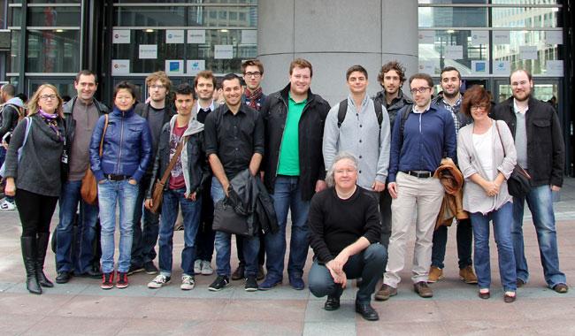 iim rentree 2014 mba video game management - Ubisoft, AFJV, Digiworks, Creagile : conférences métiers pour le MBA Spécialisé Video Game Management