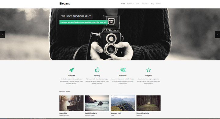 flat design   5 th u00e8mes wordpress gratuits pour dynamiser