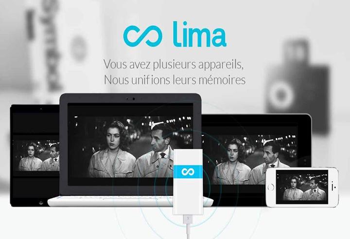 """Le boîtier Lima : Prix """"techno"""" à la PGW 2014 des objets conenctés"""