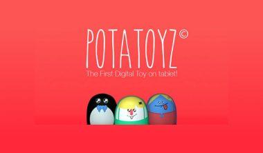 """potatoyz 380x222 - Atomic Soom remporte l'Award """"Objets Connectés"""" dans la catégorie Jeu / application à la Paris Games Week 2014"""