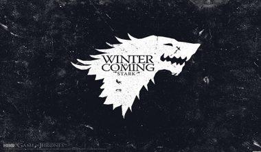 winter is coming 380x222 - Comment les séries nous rendent accrosvia les médias et réseaux sociaux
