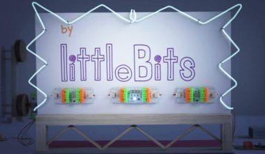 """little intro 380x222 - Le """"Makers Club"""" objets connectés du De Vinci FabLab-w : Spécial Little Bits"""