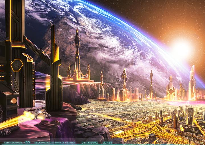 Des villes imaginaires sorties tout droit du Photoshop des années  préparatoires ! - IIM Paris - Grande École du Digital