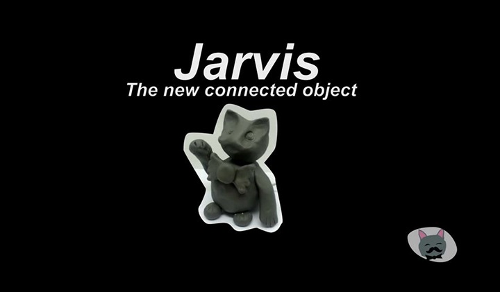 jarvis - [Objets connectés] Jarvis the cat