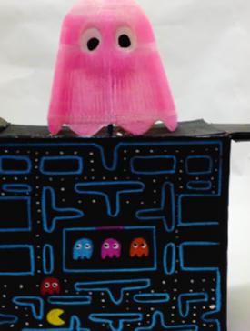pacman 275x364 - [Objets connectés] Pacman Night Light