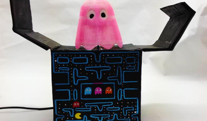 pacman - [Objets connectés] Pacman Night Light