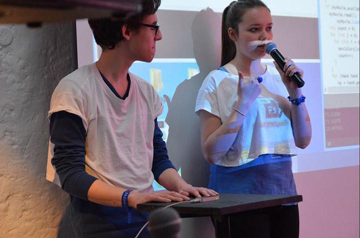 JB2CED - Les étudiants de L'IIM aux Culture Experience Days organisés par Adami !