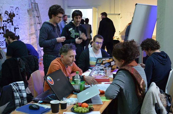 julienCED - Les étudiants de L'IIM aux Culture Experience Days organisés par Adami !