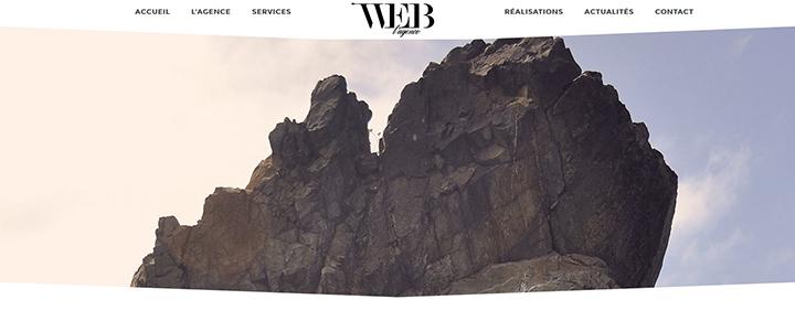 Web L'agence - Jérémy Bellaiche & Maxime