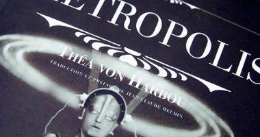 metropolis 380x200 - Le roman Metropolis, à l'origine du chef-d'oeuvre de Fritz Lang, traduit en français pour la première fois par Jean-Claude Heudin