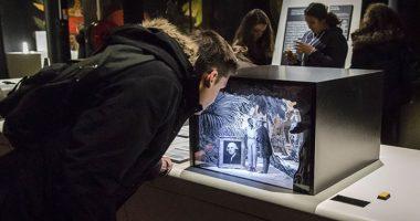 ExpositionDarwin creation Perotti 380x200 - Les dispositifs interactifs multimedia de l'exposition Darwin réalisé par un enseignant de l'IIM