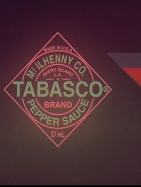 Tabasco4 Brochet 275x364 - Spot TV publicitaire par Antoine, promo 2018