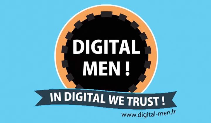 Digital men marques et reseaux sociaux - Pourquoi une marque doit-elle être sur les réseaux sociaux ?
