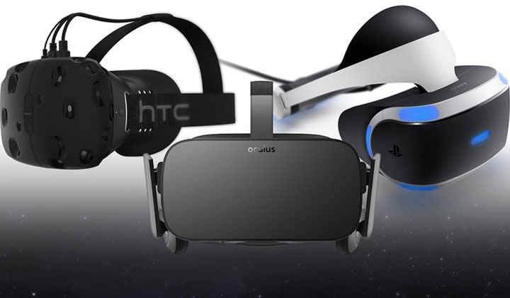 realite virtuelle iim - Jeux vidéo : ce qui va marquer l'année 2016