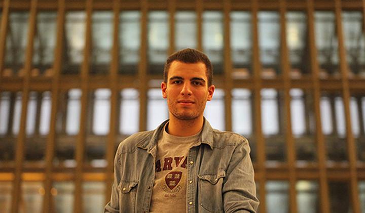 Mehdi Boumendjel - Mehdi Boumendjel, promo 2013, freelance, entrepreneur, Senior Creative Lead