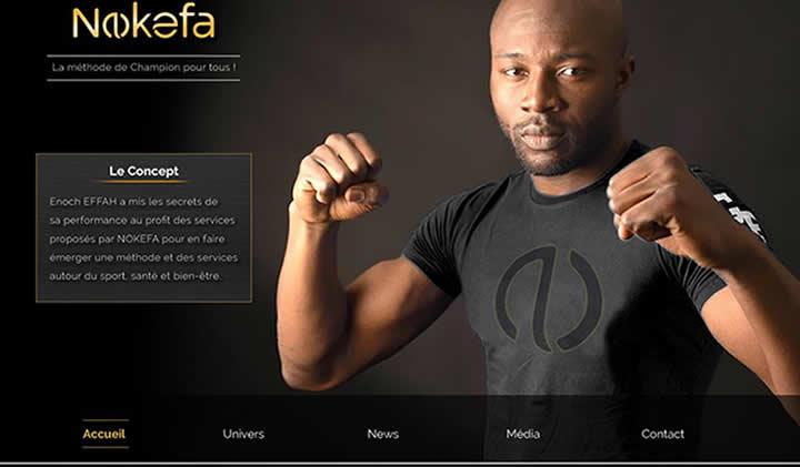 nokefa website - Nokefa