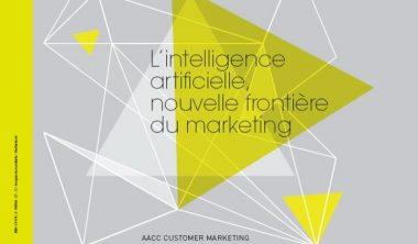 intelligence artificielle marketing 380x222 - L'intelligence artificielle, nouvelle frontière du marketing : livre blanc de l'AACC Customer Marketing