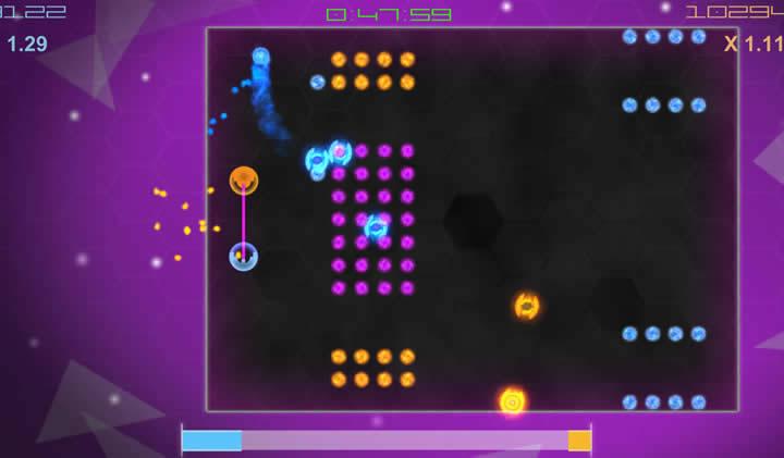 cells jeu video - Retrouvez l'IIM et le projet CELLS à la Paris Games Week, l'évènement majeur du Jeu Vidéo !