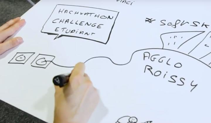 hackathon roisyy - Un Hackathon développement durable et l'innovation sociale, Challenges du Numérique