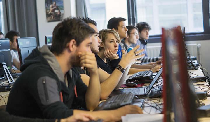 jeu video - L'IIM renforce ses liens avec l'industrie du Jeu Vidéo
