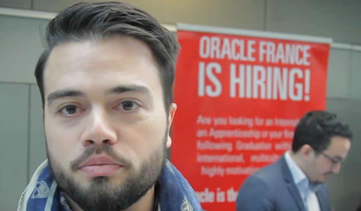 oracle forum entreprise - Le digital, au cœur des besoins des recruteurs du forum entreprises 2016