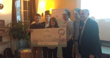 saint gobain challenge 380x200 - 5 étudiants en web et e-business de l'IIM remportent le challenge Saint Gobain / Pinterest