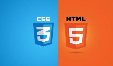 HTML5 380x222 - Web : Le HTML et le CSS - Guide Prépa #2