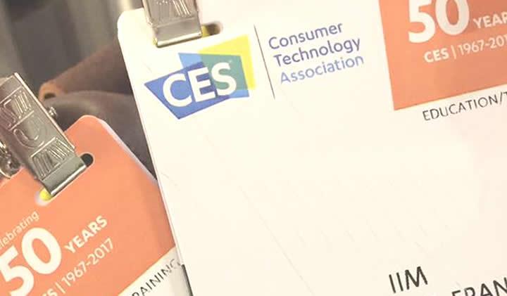 IIM CES - IA et assistance virtuelle : l'IIM au CES 2017