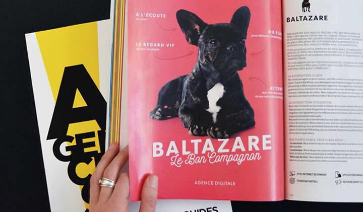 agence web baltazare - Guillaume, promo 2014, fondateur de l'agence digitale Baltazare