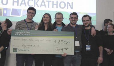 hackathon groupama 380x222 - Hackathon Groupama : l'IIM et l'ESILV remportent le premier prix